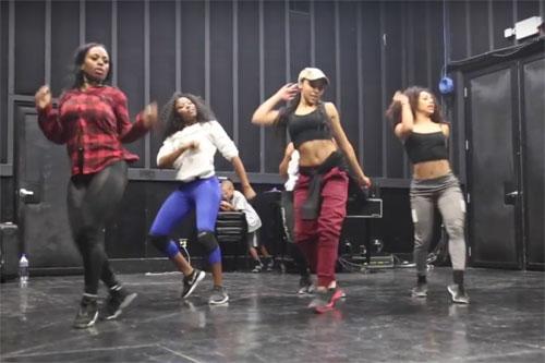 Tinashe-Dance