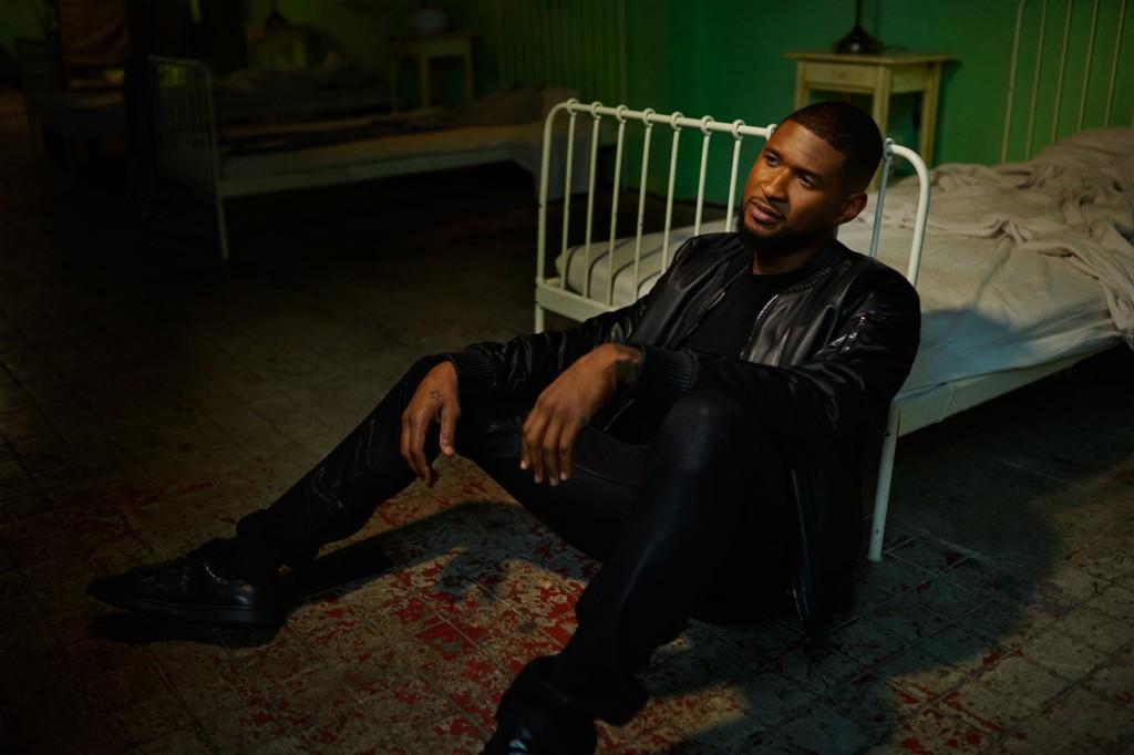 Usher Flaunt 2