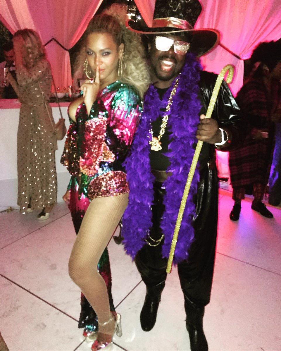 Beyonce Soul Train Bday Party