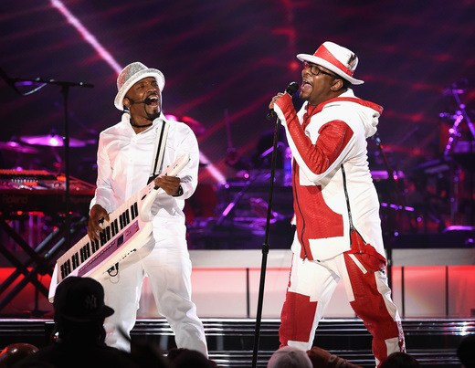 Teddy Riley, Bobby Brown
