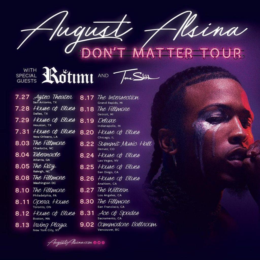 august alsina album 2013