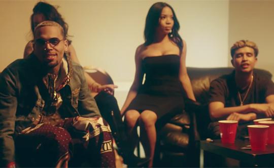 Chris Brown Kap G Video