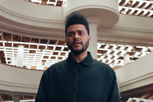 The Weeknd Secrets Video