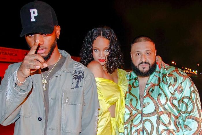 Bryson Tiller Rihanna DJ Khaled