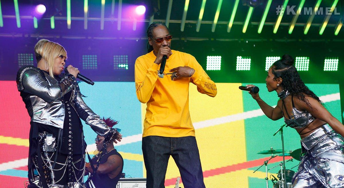 TLC Snoop Kimmel