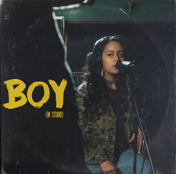 Bibi Bourelly BOY