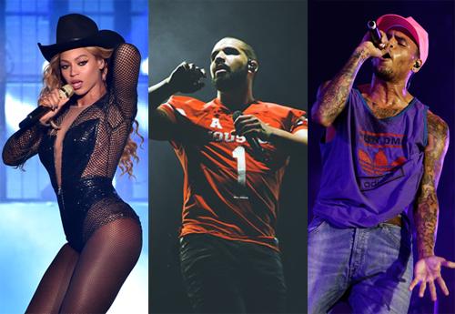 Beyonce-Drake-ChrisBrown