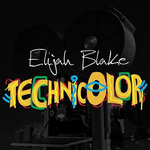 Elijah Blake Technicolor